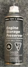 ENGINE STORAGE PRESERVER  12 OZ CAN(FOGGING OIL)