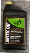 Arctic Cat Synthetic Apv Oil Quart   For all Arctic Cat Power Valve engines